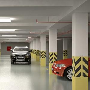 Автостоянки, паркинги Советска