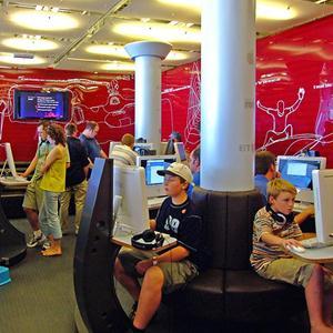 Интернет-кафе Советска