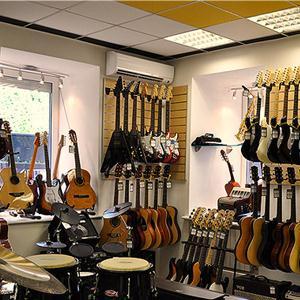 Музыкальные магазины Советска