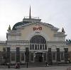 Железнодорожные вокзалы в Советске