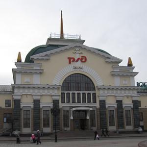 Железнодорожные вокзалы Советска